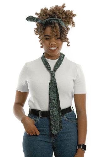 Paisley Classic Tie