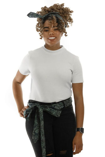 Ty-Amo Gender Inclusive Paisley Wrap Tie